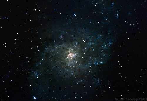 M33 190911 by Mick Hyde