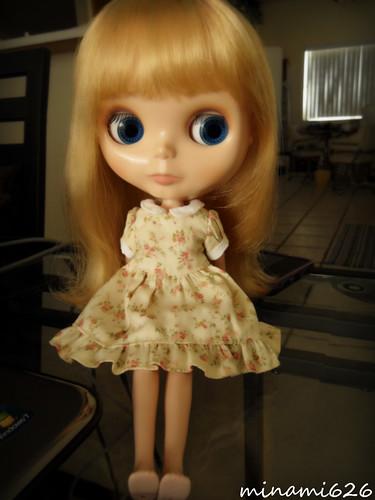 Sweet Amelia by minami626