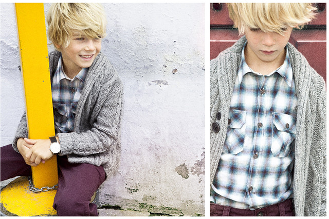 Zara Kids Agust Lookbook