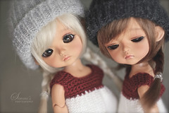 Morey & Moody (Simmi.) Tags: moon yellow by cookie moody tan twin bloody custom limited mystic tanned morey latidoll andreja lati