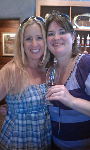 WINE TASTING WITH @kristabella!