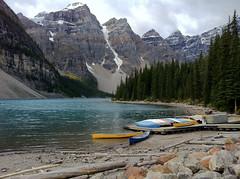 ~Morning Wake-Up Call~ (cheryl c.) Tags: travel mountains nature canoes albertacanada banffnationalpark blinkagain bestofblinkwinner bestofblinkwinners blinkagainsuperstars