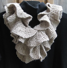 Loom Knitted Pattern For A Potato Chip Scarf : Ravelry: Potato Chip Scarf pattern by Barbara Aguiar