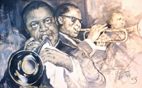 Jazz - Painting - Original