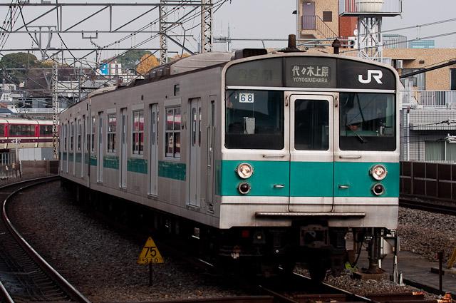 203系マト68編成