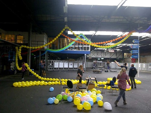 Diverse 600 meter Ballonslinger 1800 Link-o-Loons