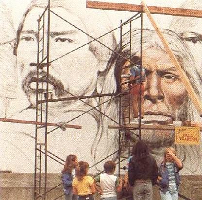 Chemainus Mural 1983