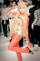 Asuka Langley Cosplay 5 (MyrtleGail) Tags: test female phil cosplay philippines sm suit myrtle abigail gail luis dalton filipina langley asuka cyberzone sarrosa