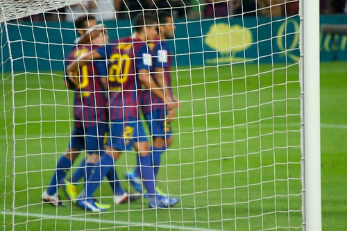 Another goal for Barcelona