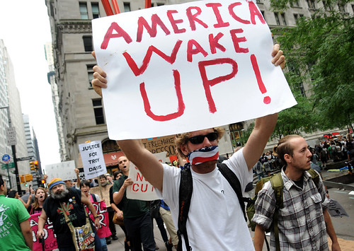 Wake Up America Copyrighted Alex Fradkin