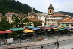 Obras de urbanización del entorno del Palacio Lobiano