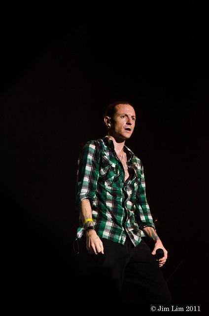 Linkin Park - Chester Bennington