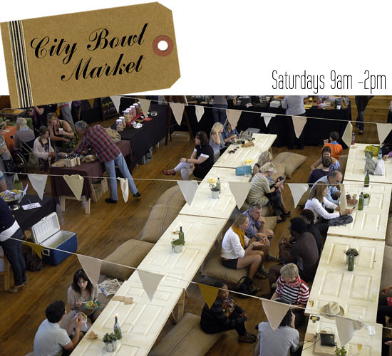 City Bowl Market on Hope