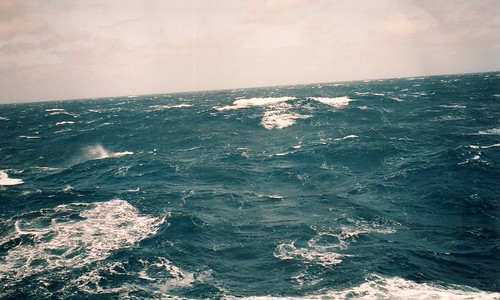 Rough Sea Drake Passage
