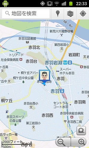 Android-map