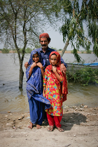 Babu and his daughters