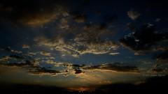 Prosser Sunset (Sathesh Jefferson) Tags: sunset sky skyscape washington nikon pacificnorthwest wa prosser 18200mm jeffys d5100 satheshjefferson