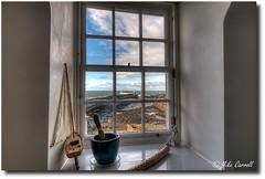 Room with a view (carrmp) Tags: seascape window landscape scotland boat fishing niceshot fife pittenweem mygearandme musictomyeyeslevel1