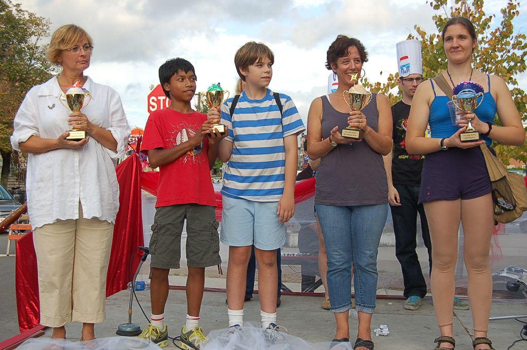 michael merline - cooking contest winners best