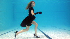Underwater with Yu Diving at Knutsford Leisure Centre (Yu Diving) Tags: school scuba diving scubadiving underwaterphotography ukdiving learntodive underwatermodelling yudiving knutsfordleisurecentre