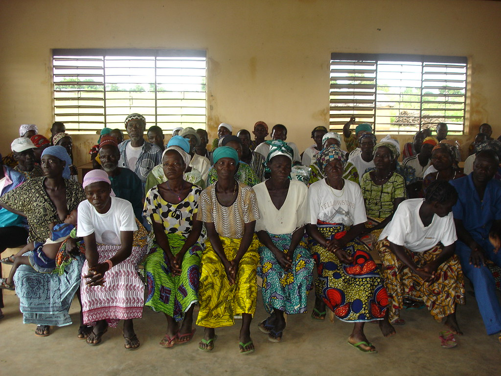 Sensibilisation micro crédit Togo
