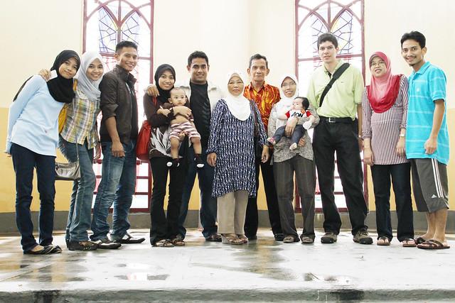 Yusof n Masnah's Family