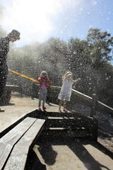 New Zealand: Wai-O-Tapu Thermal Wonderland (eliduke) Tags: newzealand nz geyser geothermal thermal waiotapu ladyknox