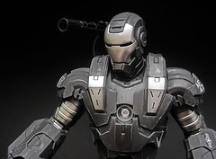 "Custom Hot Toys War Machine • <a style=""font-size:0.8em;"" href=""http://www.flickr.com/photos/7878415@N07/6195554321/"" target=""_blank"">View on Flickr</a>"