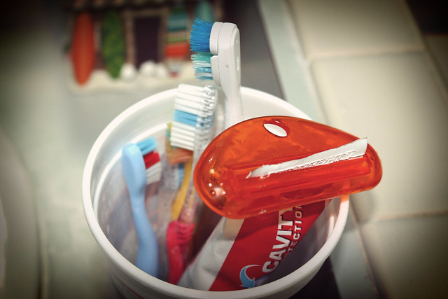 188/365.2011 {Toothbrushes}
