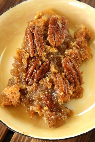 One Smart Cookie's Pecan Pie Squares