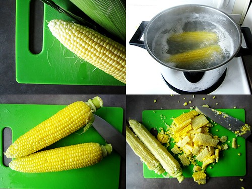 a cycle of corn