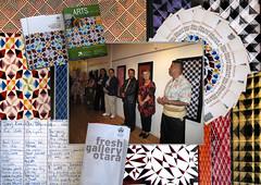 """Colour & Contrast"" by Filipe Tohi (NikazDesignz) Tags: web filipetohi southauckland pacificart freshgalleryotara emosaic raymondsagapolutele siligadavidsetoga"
