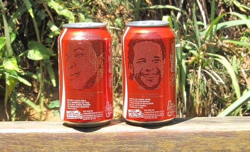 Coca-Cola lata Cada Garrafa tem Uma Historia set 2011 Minas Gerais by roitberg