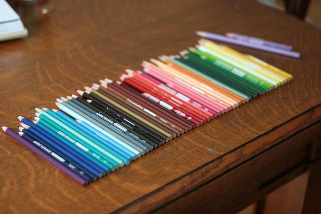 Vincent's rainbow
