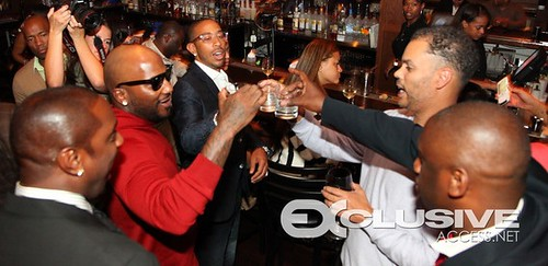 young jeezy birthday party pictures