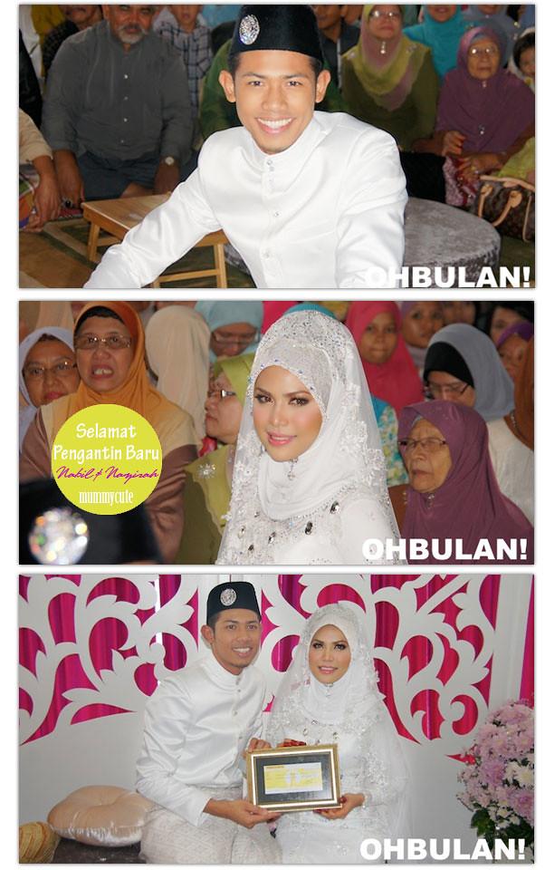 6199789934 b618ea5a2b b Gambar Perkahwinan  Nabil  Rajalawak dan Nazirah Ayub