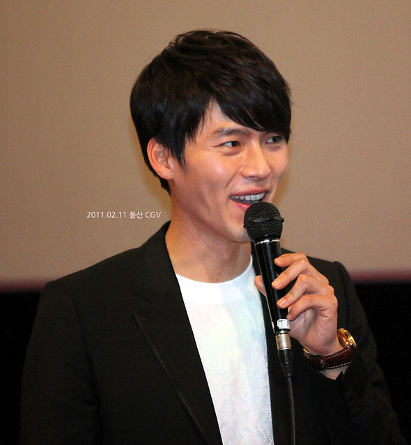 Hyun Bin- Late Autumn Stage Greeting (Feb 11, 2011) - 0013