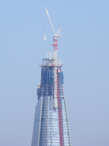 Shard at work