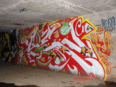 SLEJ (Same $hit Different Day) Tags: graffiti bay east btm aod slej