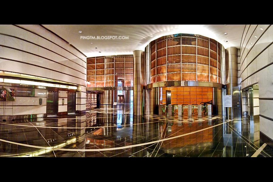 Dewan Filharmonik Petronas Lobby