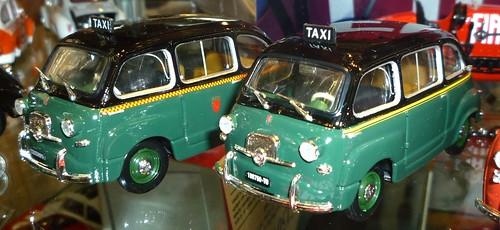Brumm 600 Taxi Roma e Torino