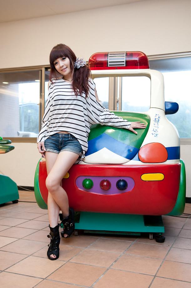 車展ShowGirl-車炫人美