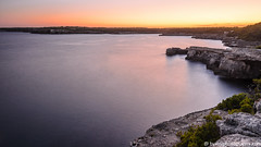 Cala Mandrago sunset (byVini photography) Tags: longexposure sunset sea orange cliff sun beach nature water rock vertical night print landscape outdoors photography dawn photo spain nikon europe niceshot photographer hill tranquility nopeople drop tropical coastline geology mallorca atlanticocean scenics rockformation tranquilscene 2011 beautyinnature extremeterrain physicalgeography holidaydestination calamondrago d7000 calamandrago photo4me blinkagain bestofblinkwinners viniciosdemoura byviniphotographycom