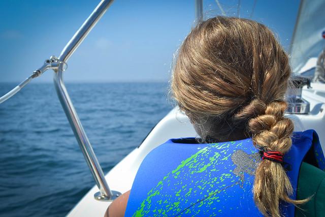 summer 2011 :: sailing with nana and papa