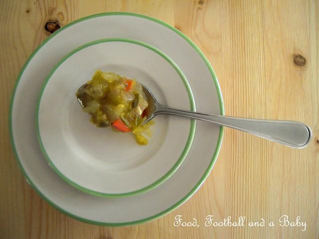 Green Tomato Salsa 3