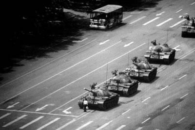 Tiananmen Square, Stuart Franklin - 1989