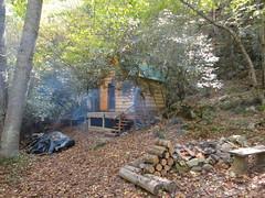 Creek Cabin (03Marine) Tags: wood game stone floors creek cabin stonework hard stove boxwood camers