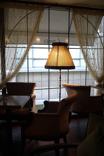 Cafe: Lamp (Seoul, Korea)