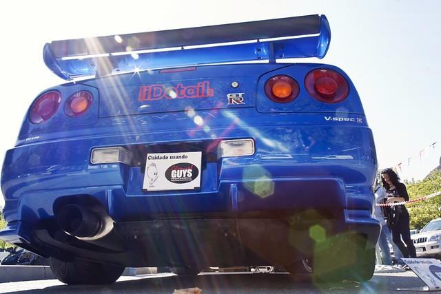 Skyline GT-R R34 I