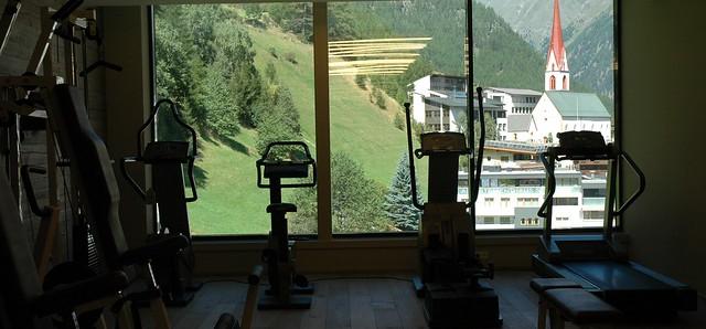 Hotel Bergland, Soelden, Austria